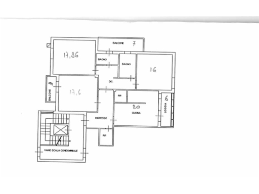 Appartamento EMPOLI 1/2138