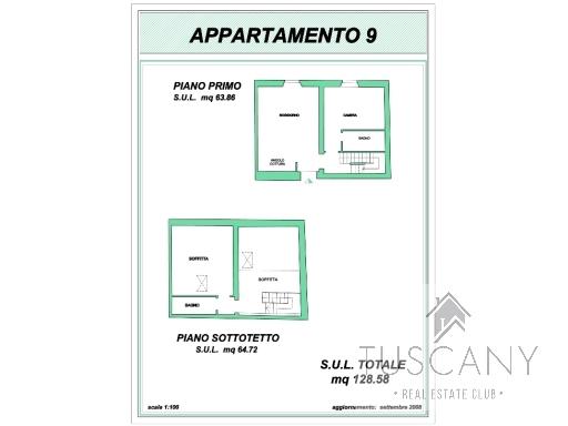 Appartamento SAN CASCIANO IN VAL DI PESA 1/0472