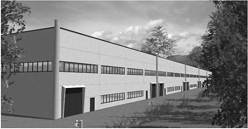 Capannone Industriale BORGO SAN LORENZO 5/0093