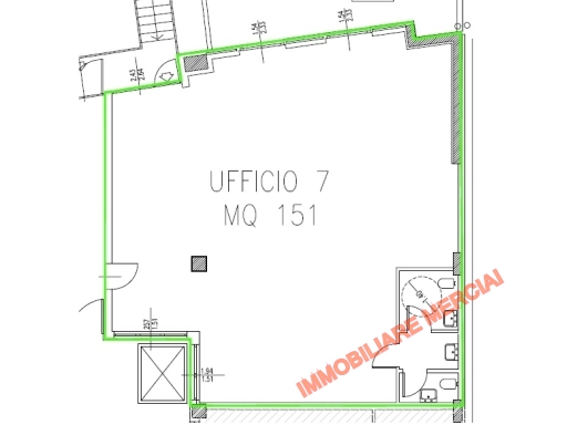 Ufficio in Vendita BAGNO A RIPOLI