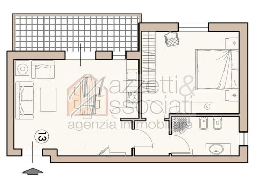Appartamento in Affitto AGLIANA