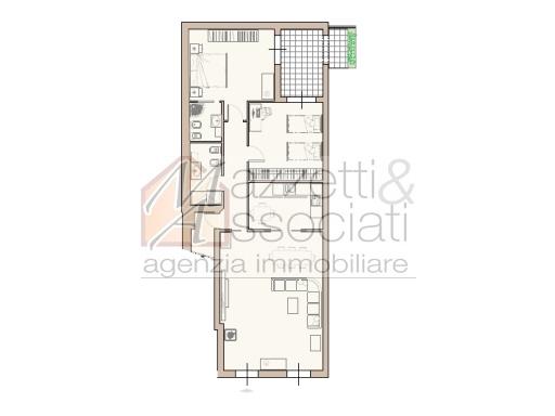 Appartamento AGLIANA 1/0834