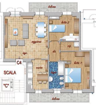 Appartamento Lodi 717