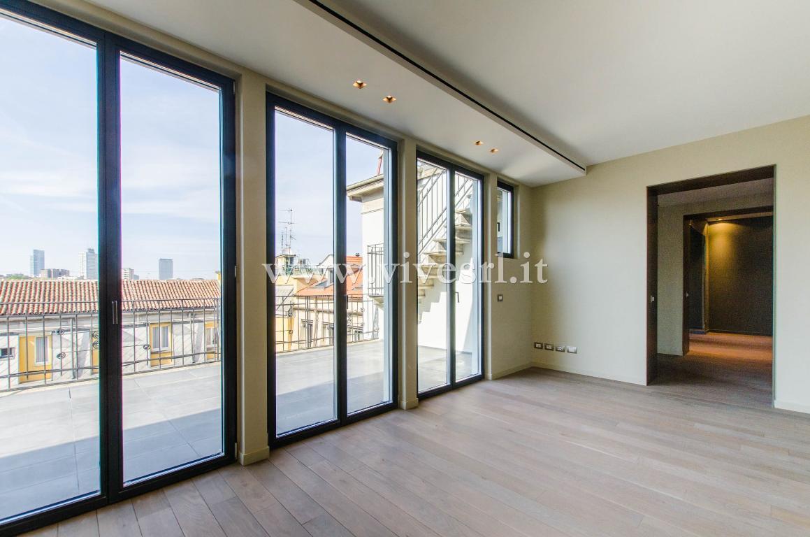 Appartamento Milano 1983