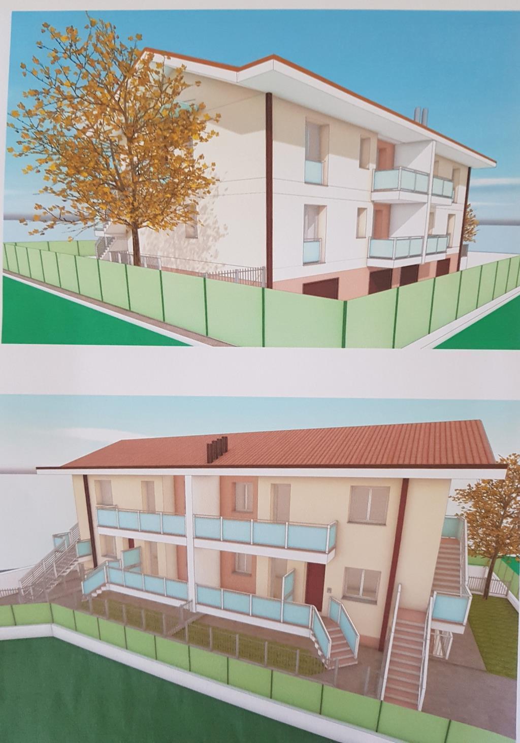 Appartamento Montelabbate 1RP