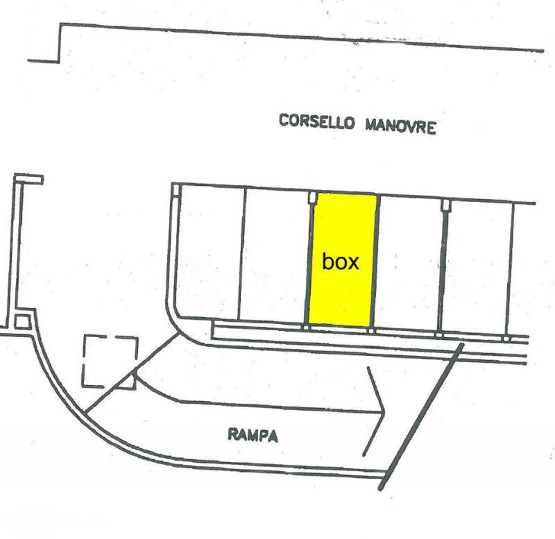Box/Posto auto Brugherio 4253