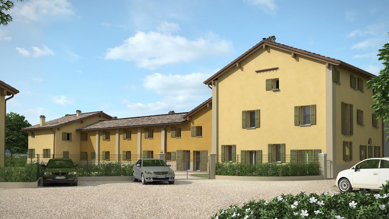 Stabile/Palazzo in Vendita Budrio