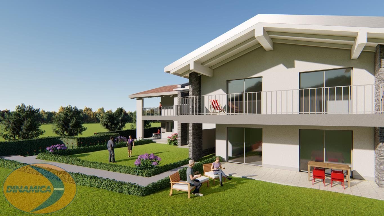 Villa singola Casatenovo 450