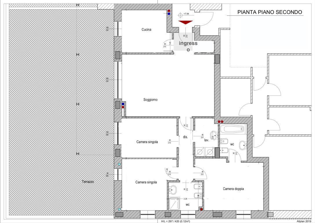 Appartamento Biassono 62739