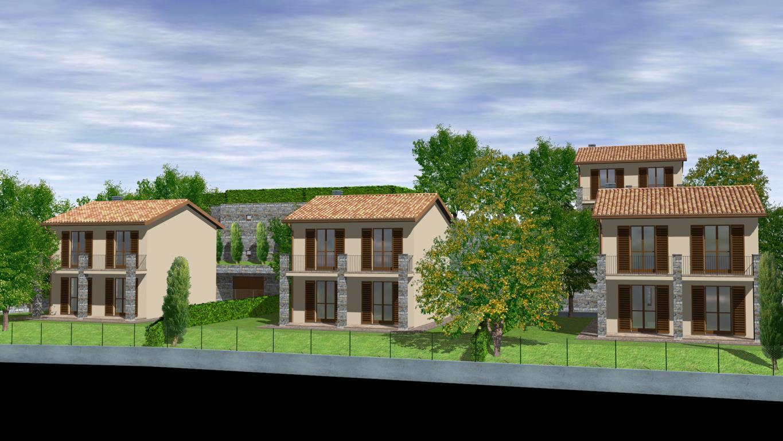 Villa singola Colle Brianza VV 802