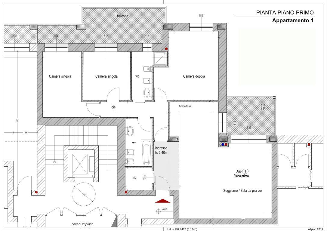 Appartamento Biassono 62820