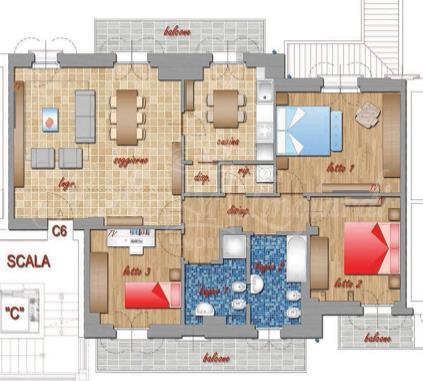 Appartamento Lodi 715