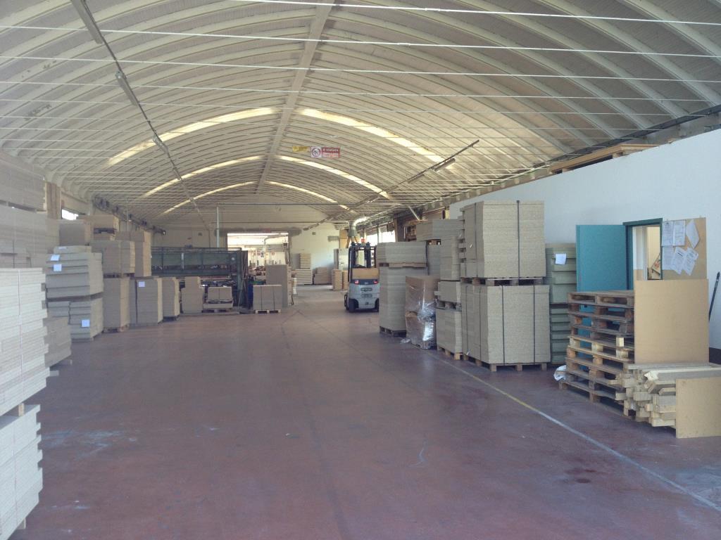 Capannone Industriale Tavullia 271R