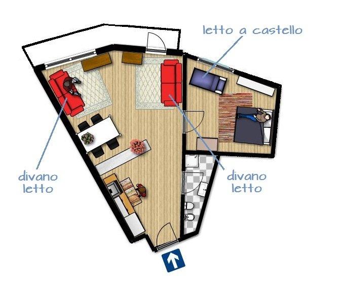 Casa Vacanze Valtournenche 00275_1