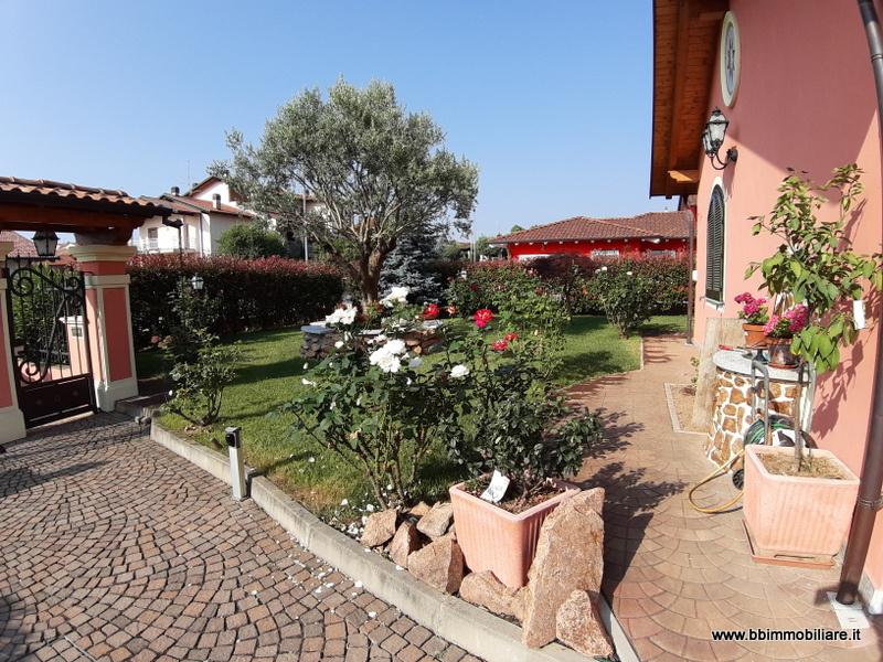 Villa singola Candelo 00349_8