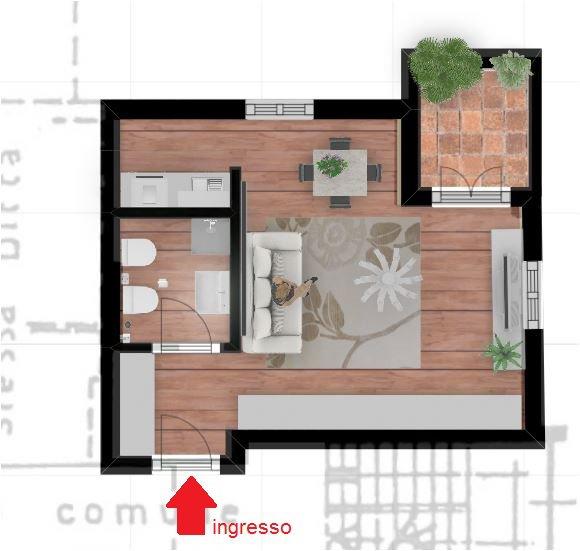 Appartamento Biella 00377_1