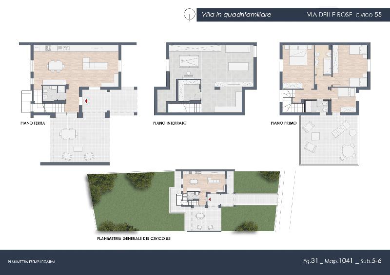 Villa o villino Rosignano Marittimo 313LP