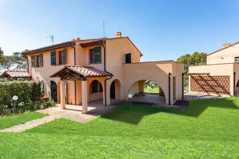 Villa bifamiliare Rosignano Marittimo 316LP