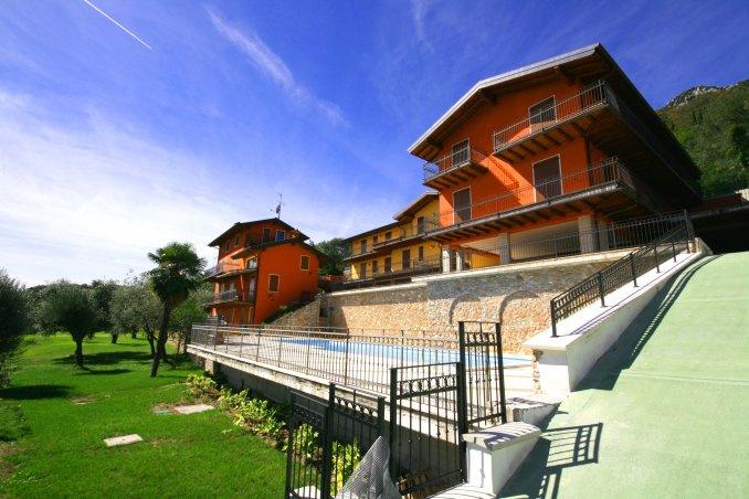 Appartamento Toscolano Maderno B2 ALBATROS
