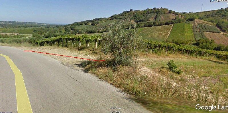 Terreno Agricolo in Vendita Monteodorisio
