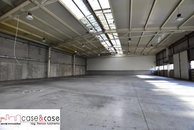 Capannone Industriale San Quirino Sp2080810