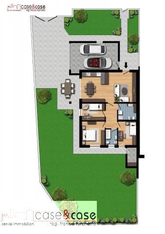 Villa a schiera Sacile Sp2186778