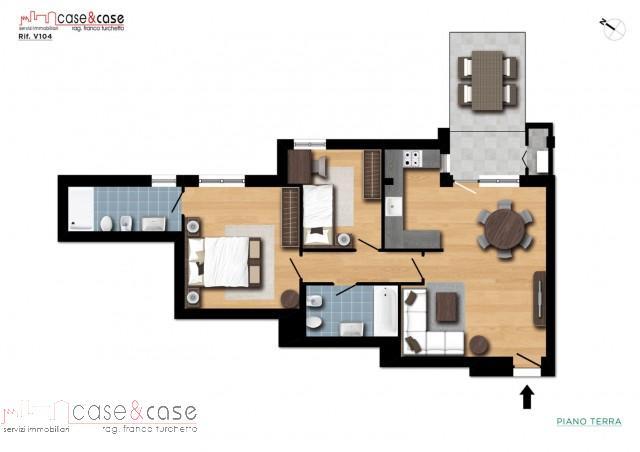 Appartamento Fontanafredda Sp2209513