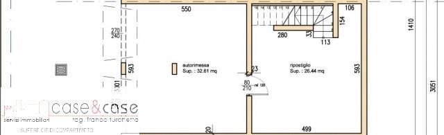 Villa a schiera Caneva Sp2276186