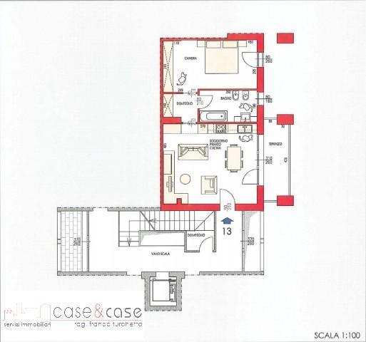 Appartamento Fontanafredda Sp2561420
