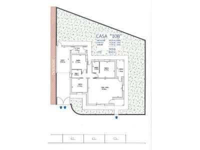 Villa bifamiliare Cordenons Sp2035396