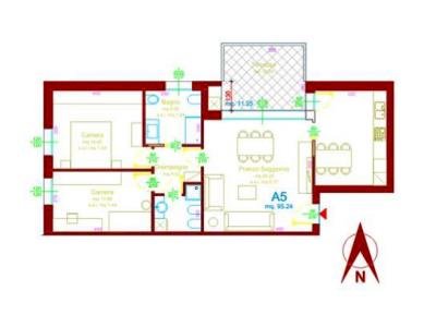 Appartamento Porcia Sp2377419