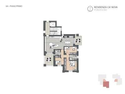 Appartamento Pordenone BBCap6A