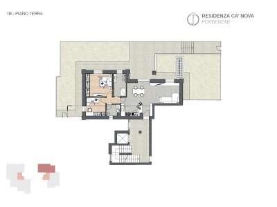 Appartamento Pordenone BBCap1B