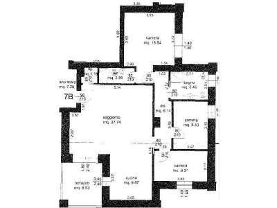 Appartamento Pordenone Sp2480269