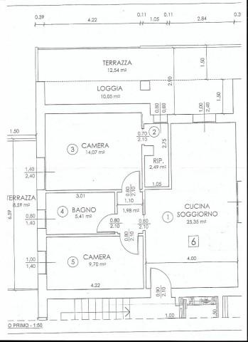 Appartamento Mirano Sp1219396