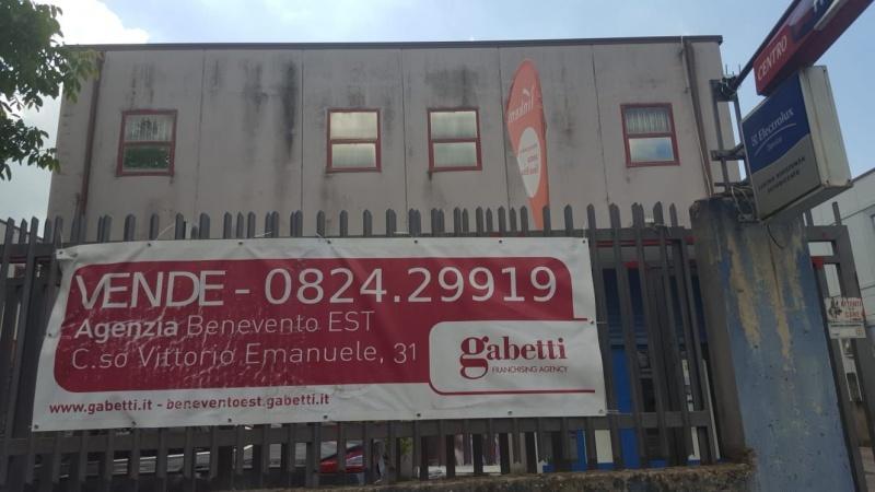 Capannone Industriale in Vendita Benevento