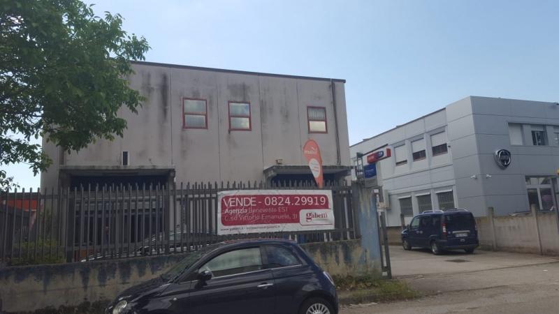 Vendita Capannone Industriale Benevento