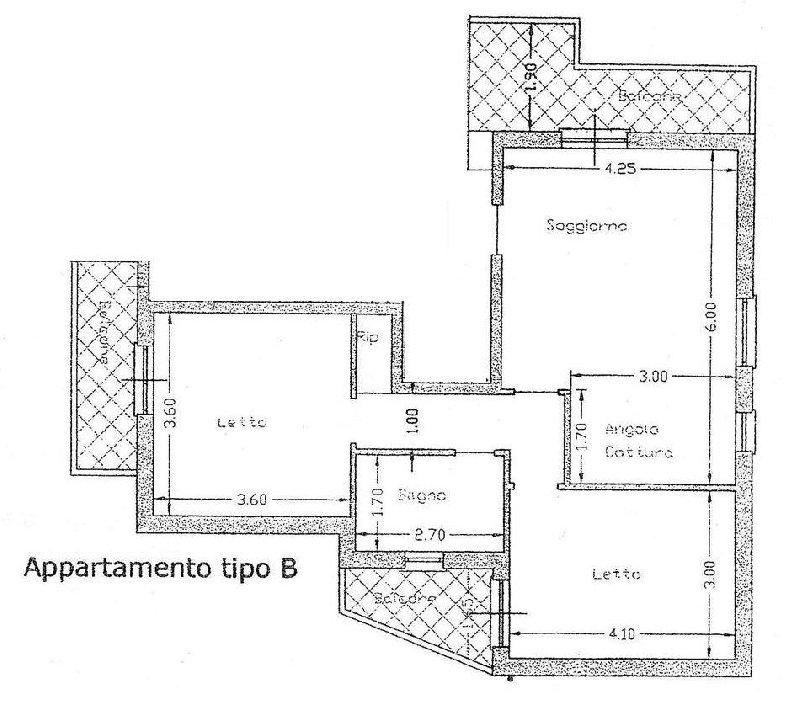 Appartamento Cassino 290431VRG