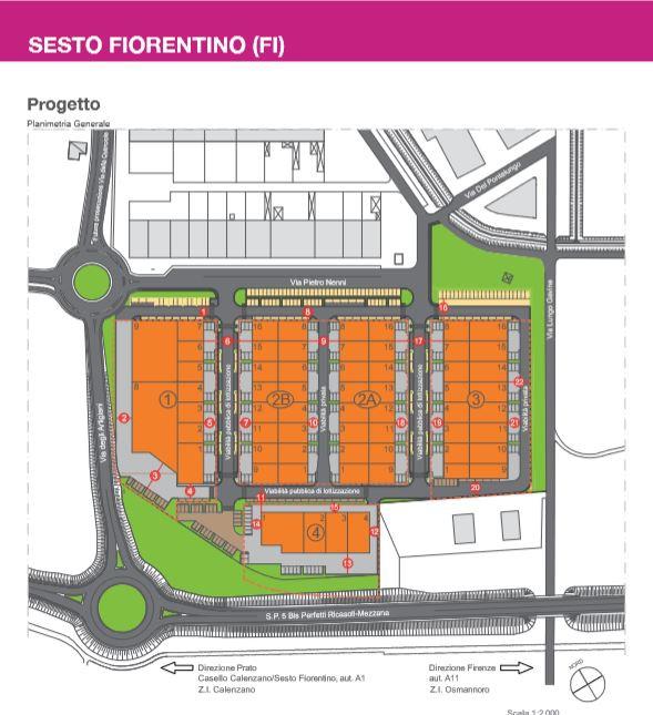 Capannone Industriale SESTO FIORENTINO F171