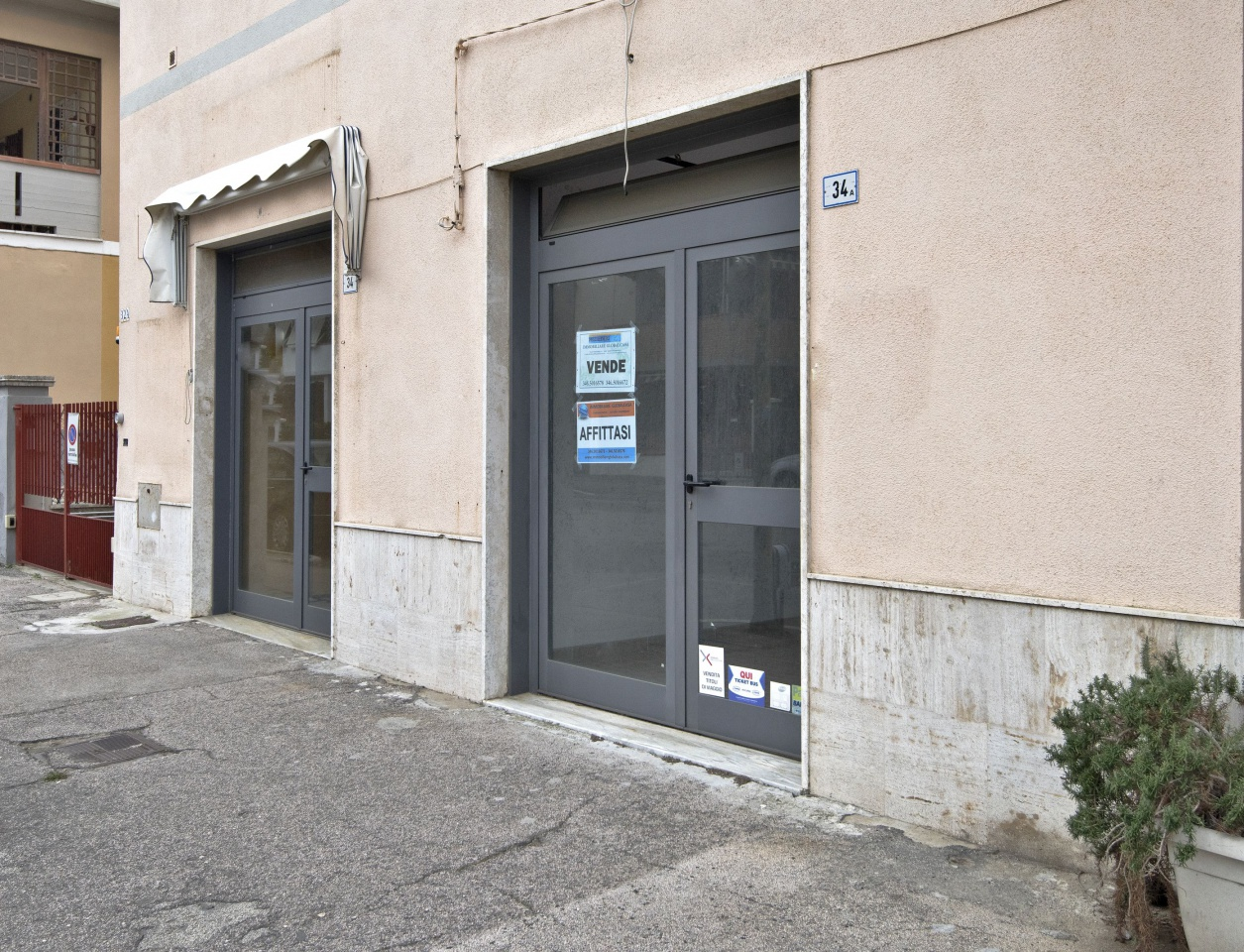 Affitto Locale Commerciale GROSSETO