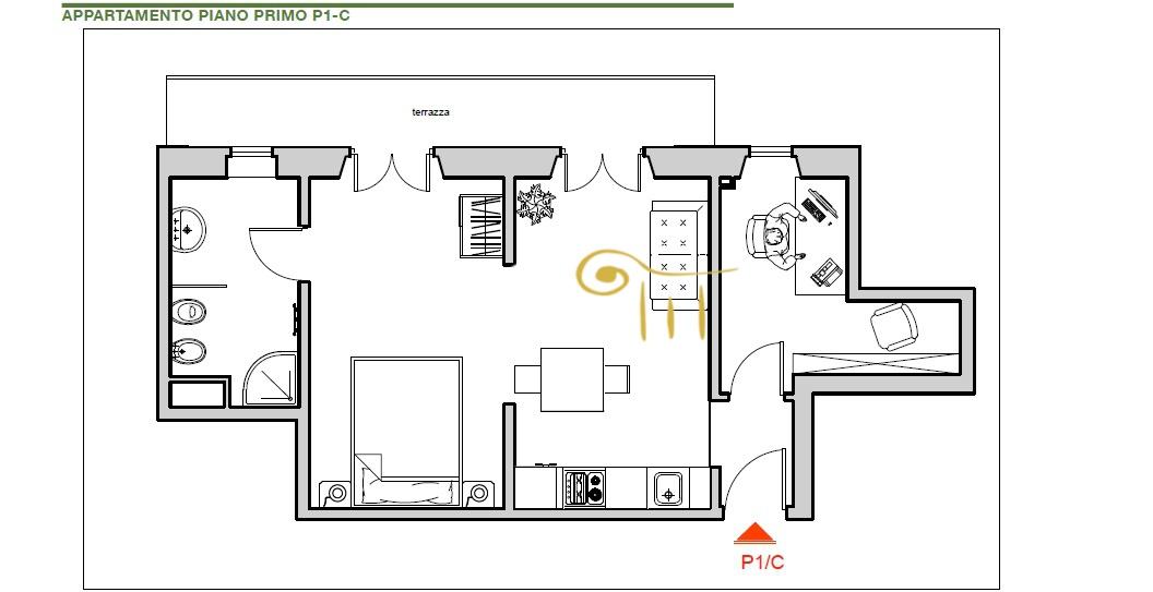 Appartamento FIRENZE ABA/109