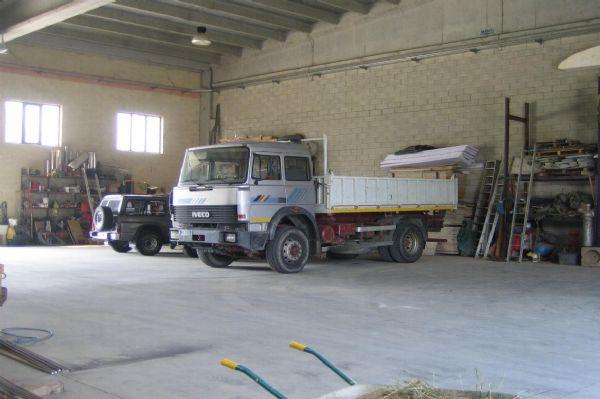 Capannone Industriale CANTARANA 322