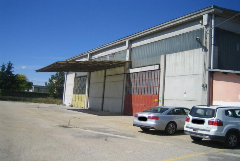 Capannone Industriale ISOLA D'ASTI 418