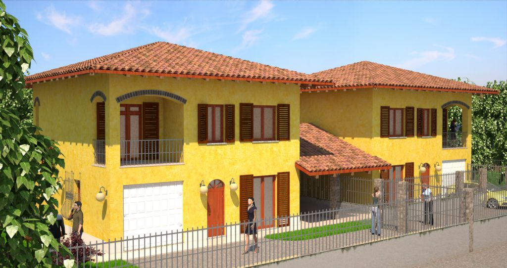 Casa Indipendente TORRAZZA PIEMONTE 0316