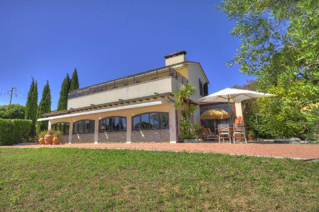 Villa singola CAPOLIVERI CI374C
