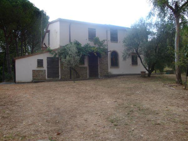 Villa singola MONTESCUDAIO RIF.121