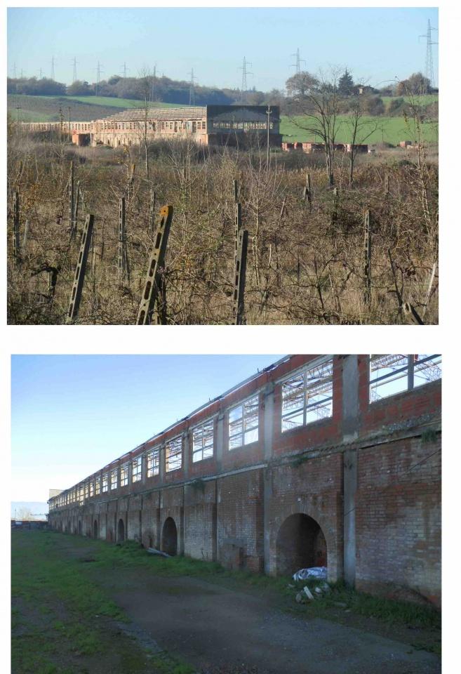 Terreno Industriale CORTONA C90