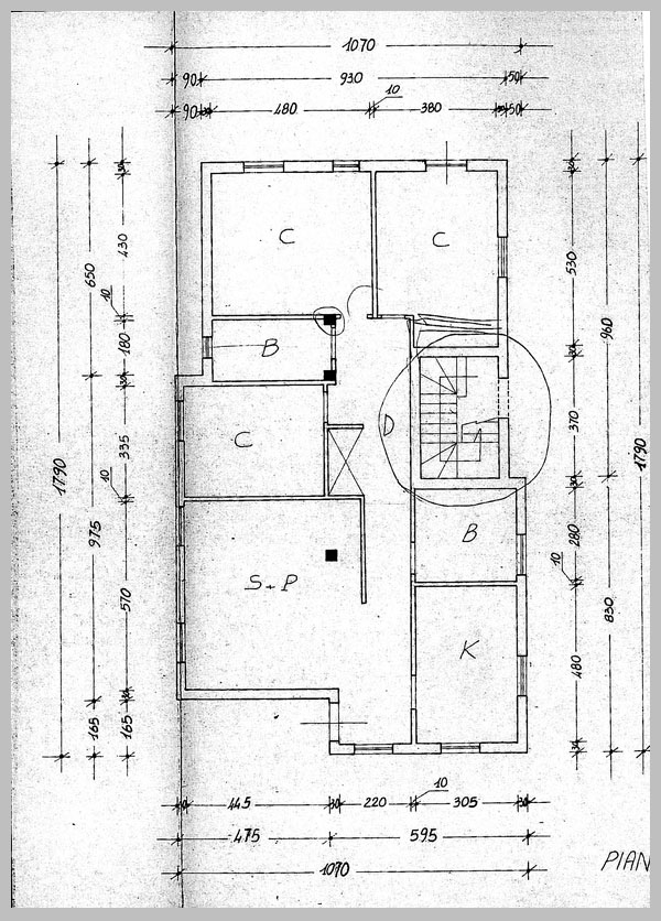 Appartamento BIBBIENA 195C