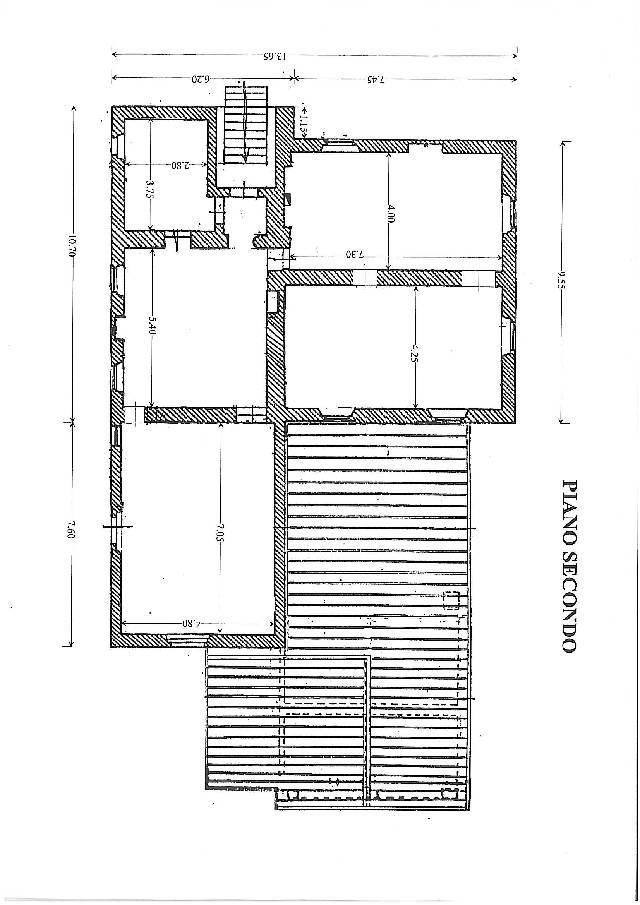 Rustico/Casale/Corte BIBBIENA 296C