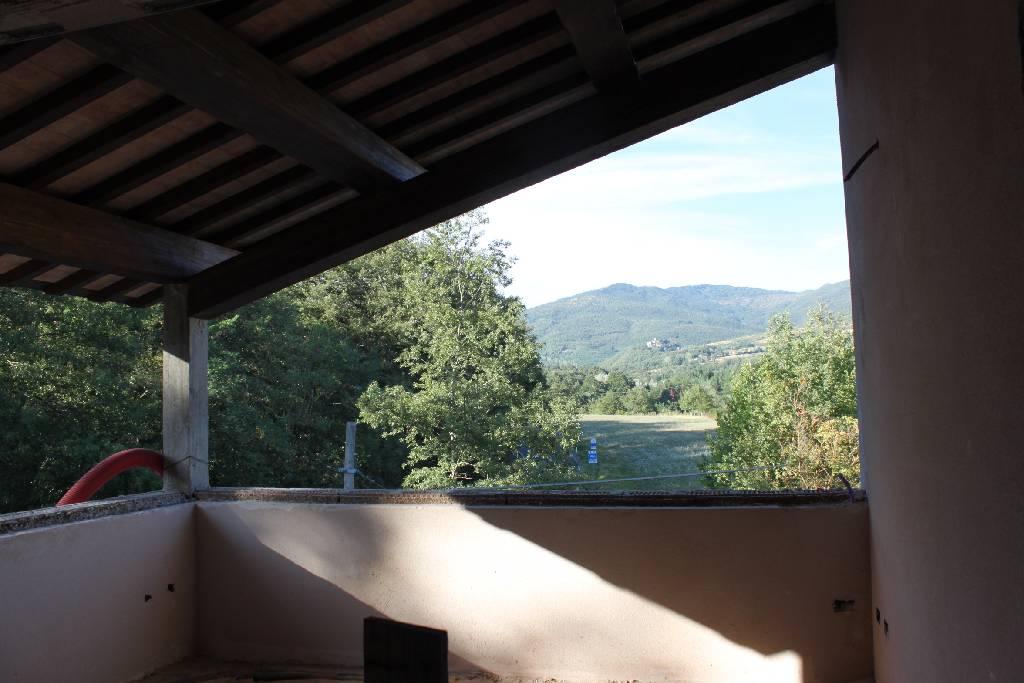Villa bifamiliare BIBBIENA 386C